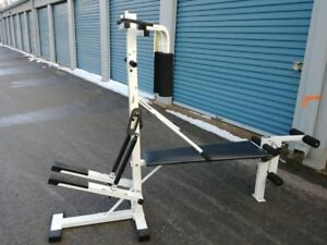 Multi type workout machine