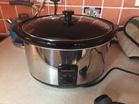 Morphs Richards 6.5l slow cooker