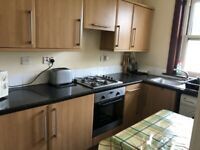 2 bedroom semi furnished 2nd floor flat on slateford road