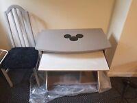 Restored computer desk ideal for childs bedroom