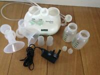Ameda lactaline dual breast pump