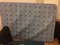 Standard double mattress (4'6)