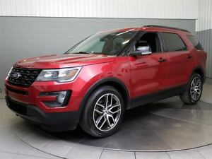 2016 Ford Explorer EN ATTENTE D'APPROBATION West Island Greater Montréal image 1