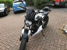Yamaha MT-07 Abs - FSH - A2 restricted - 2600 miles
