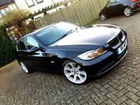 2006 Bmw 330D 231bhp Fully loaded, Full history, Drives really good Swap PX welcome