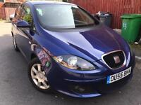 55 plate - seat altea - one year mot - Cambelt done - 2 set of keys - full service history