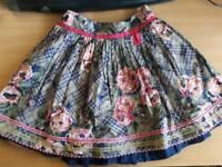 Bundle of girls skirts