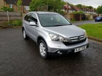 2008 Honda Cr-V 2.2 i-CDTi ES 5dr Manual @07445775115 1 Owner From New + Warranty