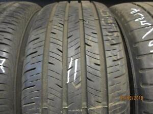 225/50R17 1 ONLY USED CONTINENTAL A/S TIRE
