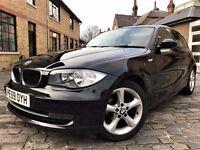 BMW 1 Series 2.0 116i Sport 5dr **1 YEAR AA COVER** 2009 (59 reg), Hatchback