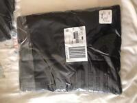 Larger men's clothing