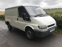 2004 ford transit heavy load carrier