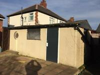 FREE Concrete section Garage (willerby)