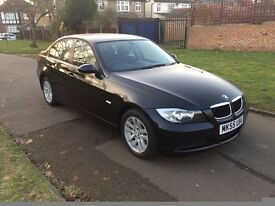 BMW 3 Series 2.0 320i SE 4dr, SAT NAV, 6 MONTHS FREE WARRANTY, FULL SERVICE HISTORY