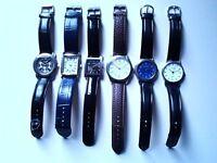 6 x Citron Men's Watches for sale