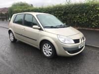 2007 Renault Scenic 1.6 With 1 Years Mot