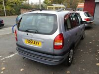 Opel zafira for sale