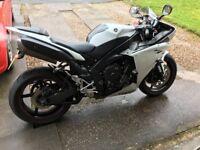 2011 Yamaha R1 Big bang