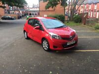 Toyota Yaris 1.3 automatic 2012 only 9000 miles