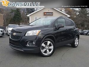 2014 Chevrolet Trax LTZ Top of the LINE!!