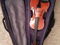 3/4 student violin