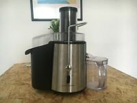 850W Whole Fruit Power Juicer