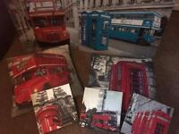 London themed items
