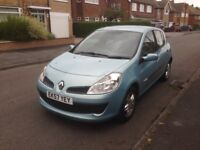 2007 Renault Clio 1.2 5dr Rip Curl only 50k
