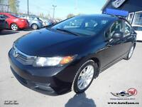 2012 Honda Civic Sdn EX **SUNROOF**