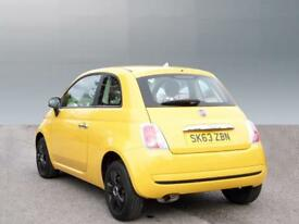Fiat 500 COLOUR THERAPY (yellow) 2013-09-30