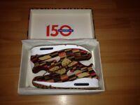 """Nike Airmax 90 Roundel 7.5 UK 2013 """"RARE Lim"""" London Underground Tube 150 Years Anniversary 100sales"""