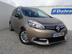 Renault Grand Scenic 1.6 dCi Limited Energy 5Dr Estate (beige) 2015
