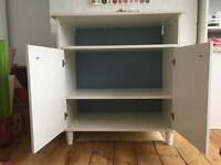 Ikea changing table cupboard
