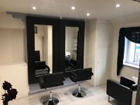 Hairdresser wanted on a self employed basis for a new venture at a well established salon