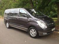 2008 HYUNDAI i800 2.5 diesel mpv 7 seater 8,9, H1 van,like zafira touran vw sharan galaxy caravelle
