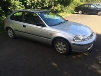 Honda Civic 1.4 3 door bargain £250
