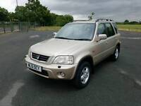 Honda CRV 2.0 petrol manual in clean condition for the age service history MOT