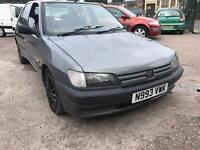 PEUGEOT 306 XTDT GREY DIESEL 1905CC 93BHP NATIONWIDE DELIVERY *BARGAIN*