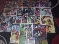 46 x Superman New 52 comics