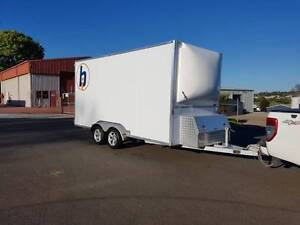 CUSTOM TANDEM ENCLOSED TRAILER Toowoomba Toowoomba City Preview