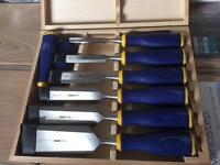 Brand New Marple Chisel Set
