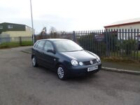 VOLKSWAGEN POLO 1.4 Automatic 5 door hatchback , 12 Months Mot, PX Welcome L@@K!!