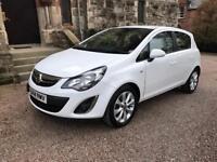 Vauxhall Corsa EXCITE AC 2014 1.2 Petrol