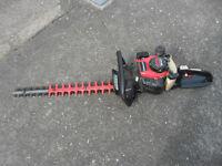 Petrol hedge trimmer Ryobi Pro with 58cm blades