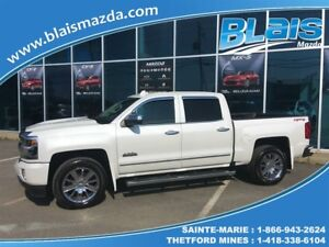 2016 Chevrolet Silverado 1500 High Country cabine multiplace 143