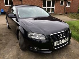 Audi A3 sport sportback Immaculate condition 5dr