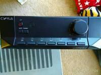 Cyrus 5 amplifier