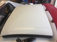 Honda Crx Del Sol Jdm Manual roof panel white
