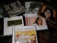 Five CDs