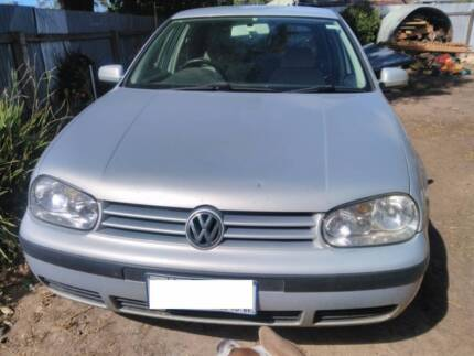 Volkswagen Golf GL 1999 Good Condition Western Victoria 340,000km
